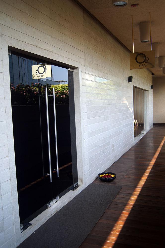 O2 Spa, Marriott Hotel