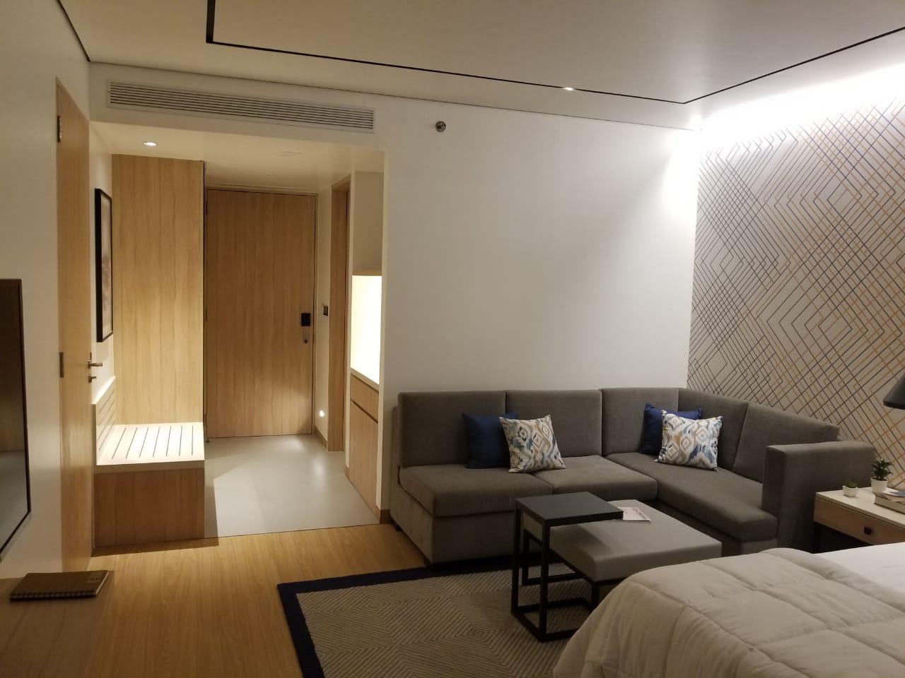 Hyatt Hotel Baroda by Acmeview Interior Solutions