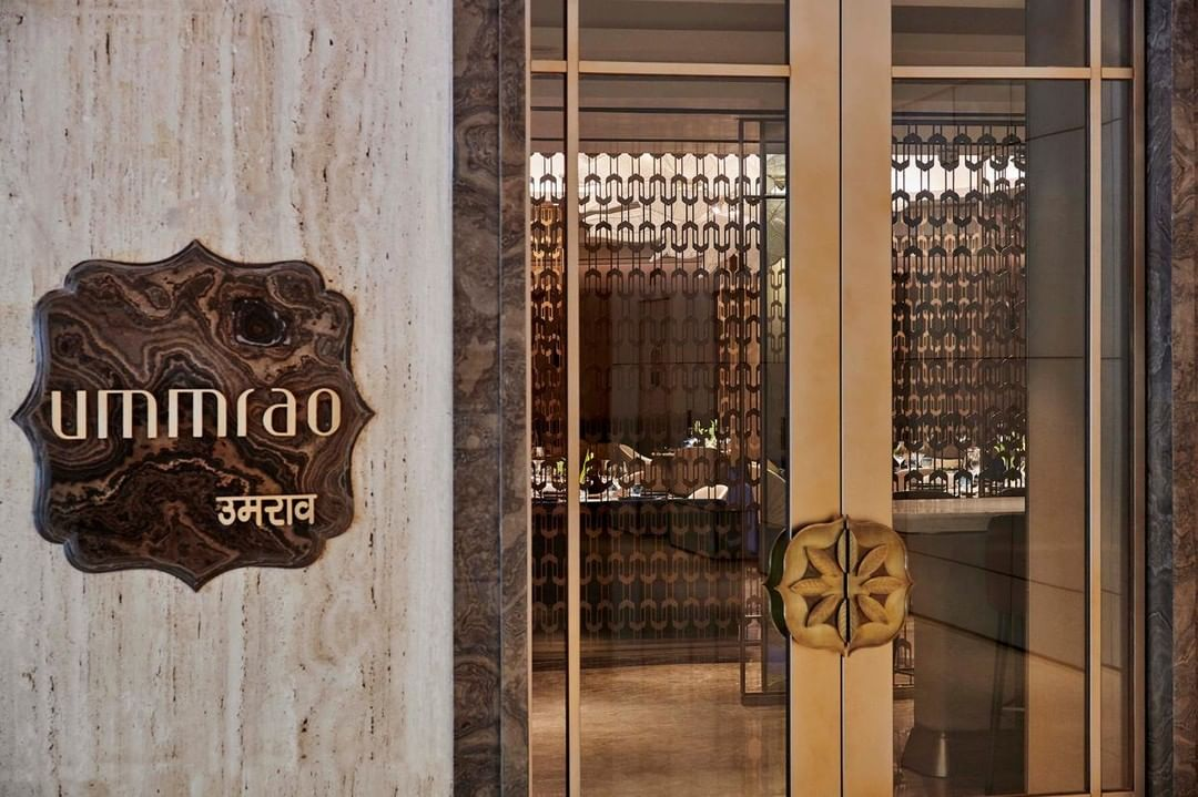 Ummrao Hotel Mumbai Interiors Entry