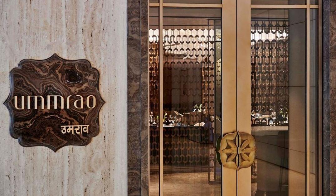 Ummrao Hotel Mumbai Interiors Front